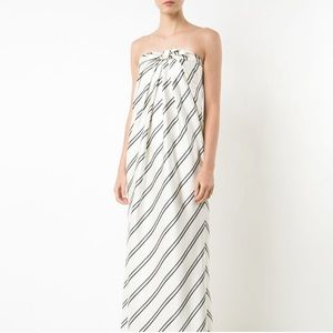 Halston Heritage Knotted Gown